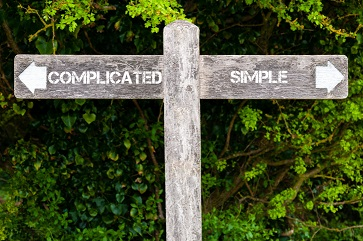 Complicated vs. Simple